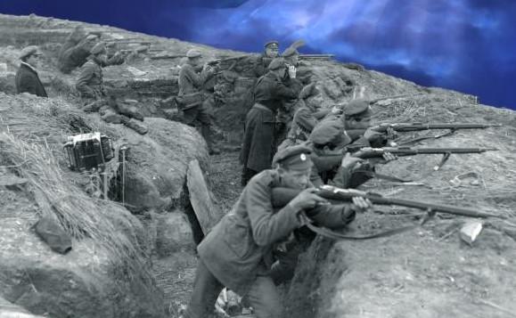 Haapsalu linnuses taaselustatakse esimese maailmasõja ja vabadussõja sündmused