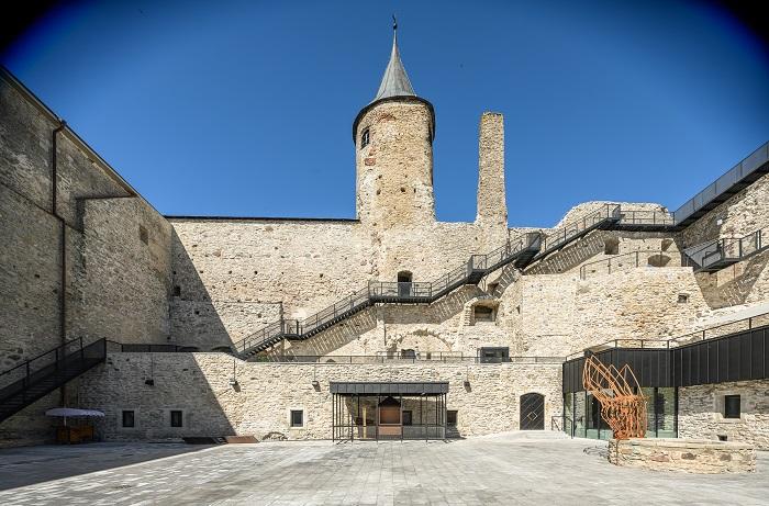 Haapsalu linnuse muuseum nomineeriti Euroopa aasta muuseumi aastaauhinnale
