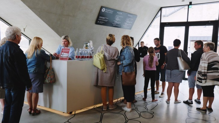 Haapsalu linnuse muuseumit külastas sel suvel üle 30 000 inimese