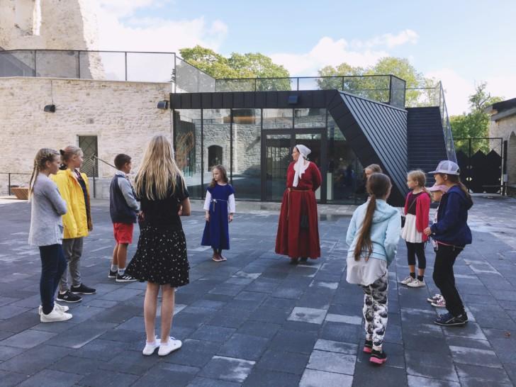Haapsalu linnuse muuseumis on laupäeval perepäev