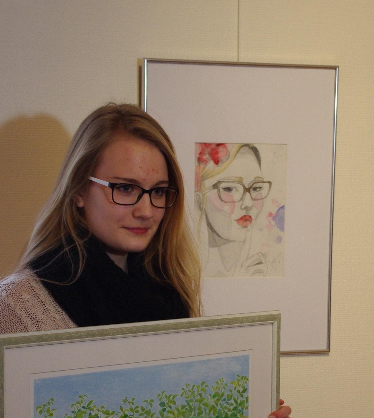 Ilon Wiklandi nimelise noore kunstniku konkursi võitja on Anna-Liisa Sääsk