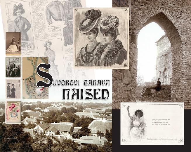 """Näitus """"Suvorovi tänava naised"""" pälvis Narvas muuseumide festivalil esikoha"""