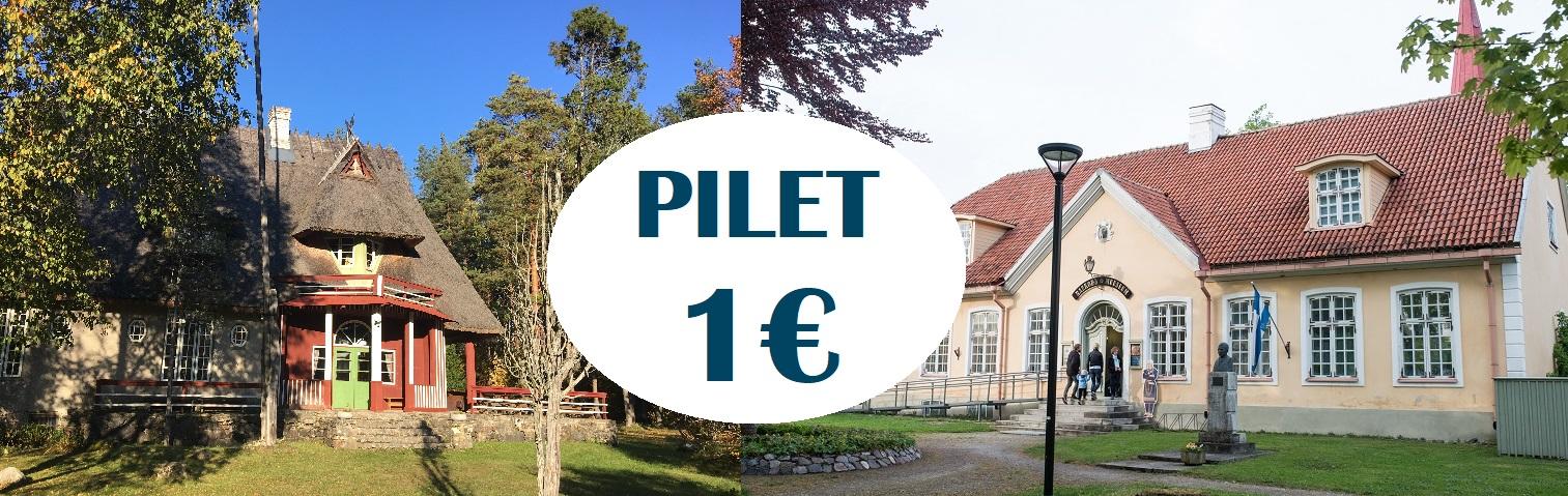 Raekoda ja Laikmaa muuseumi on võimalik külastada vaid 1-eurose pääsmega