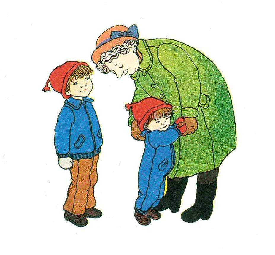 Iloni imedemaal toimuvad kohtumised vanaemadega