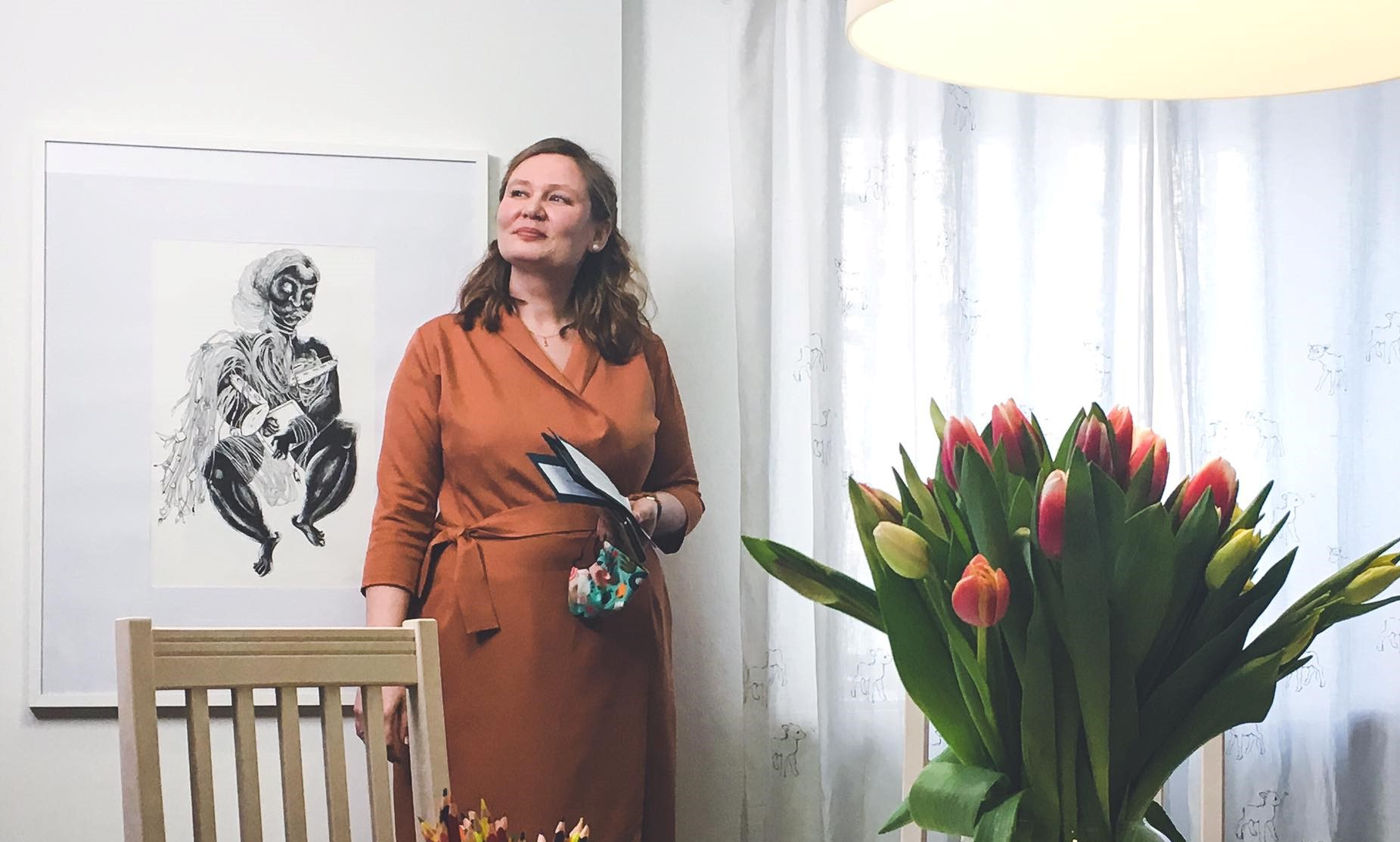 """Iloni Imedemaa juhataja Maarja Kõuts on """"Haapsalu kultuurielu edendaja 2020"""""""