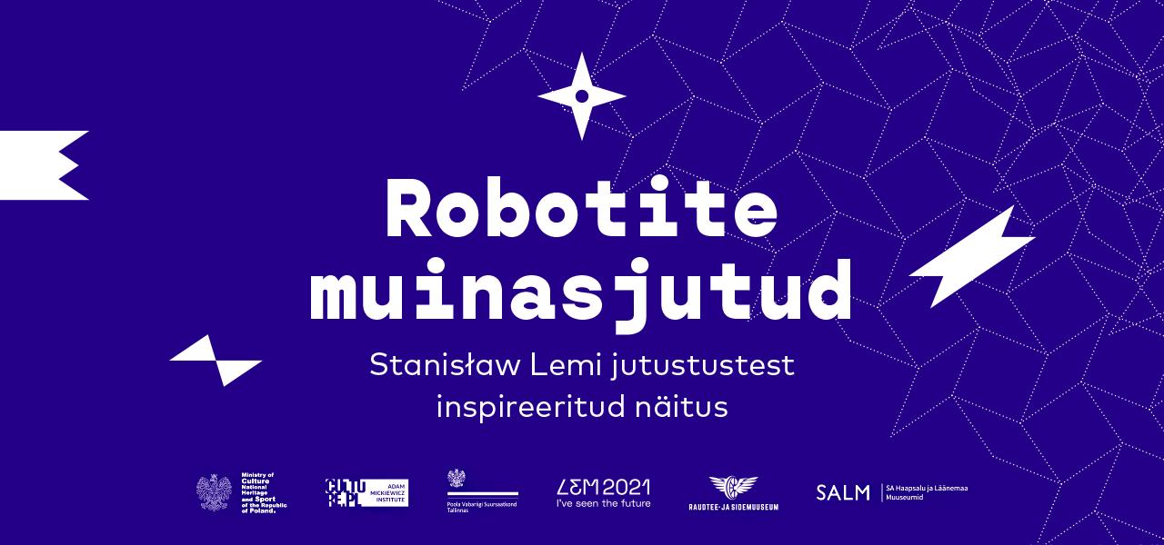 Raudtee- ja sidemuuseumis avatakse Stanisław Lemi muinasjutumaailma näitus
