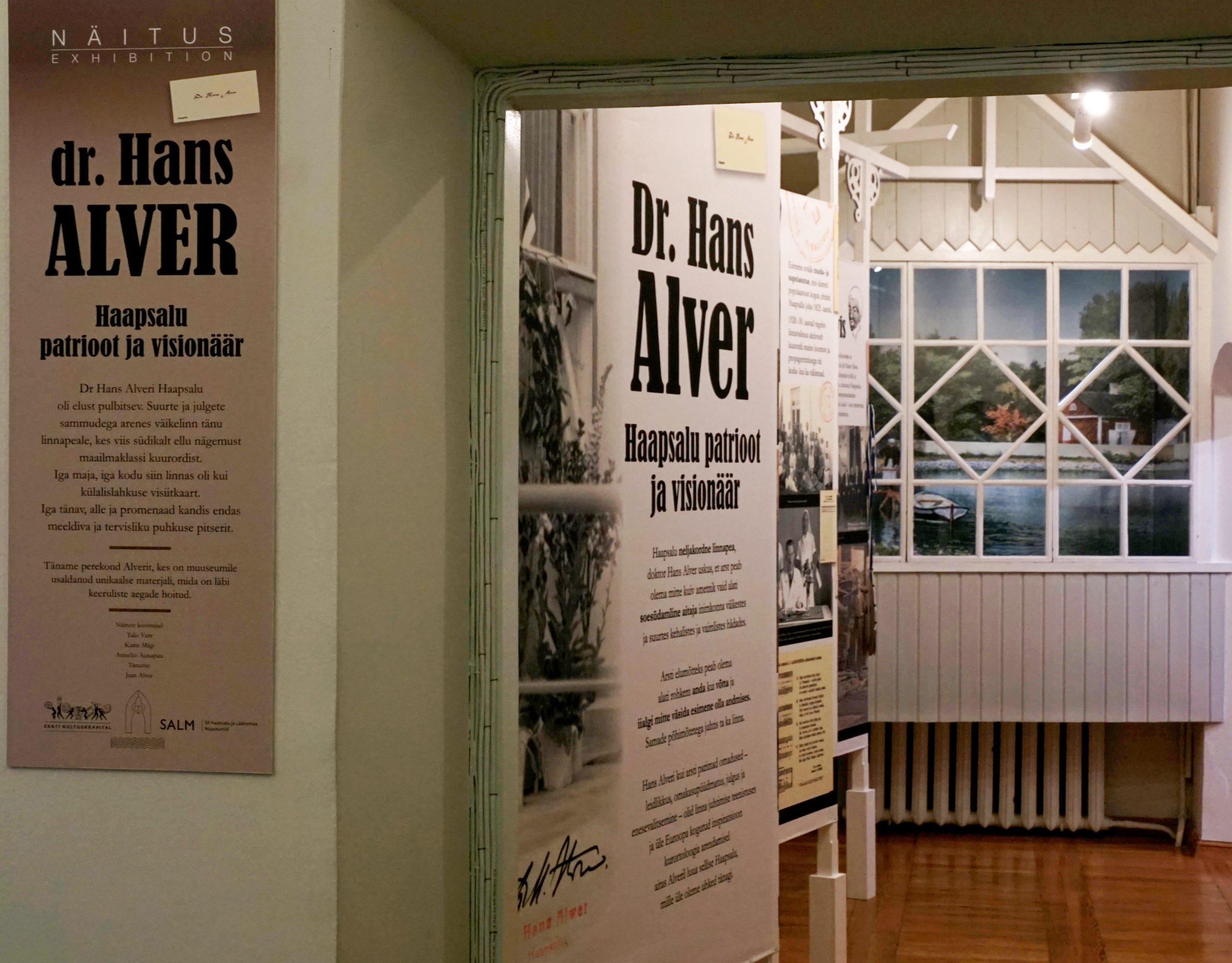 Dr Hans Alver – Haapsalu partioot ja visionäär